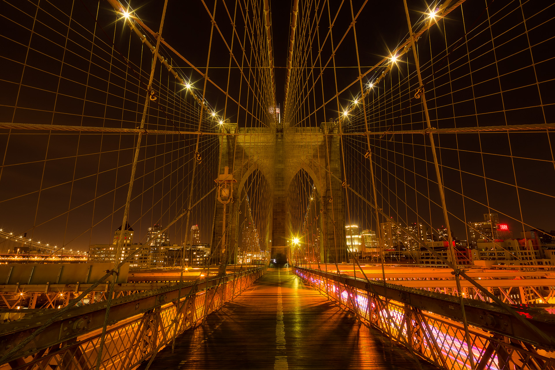 Andrei Duman Brooklyn Bridge 02