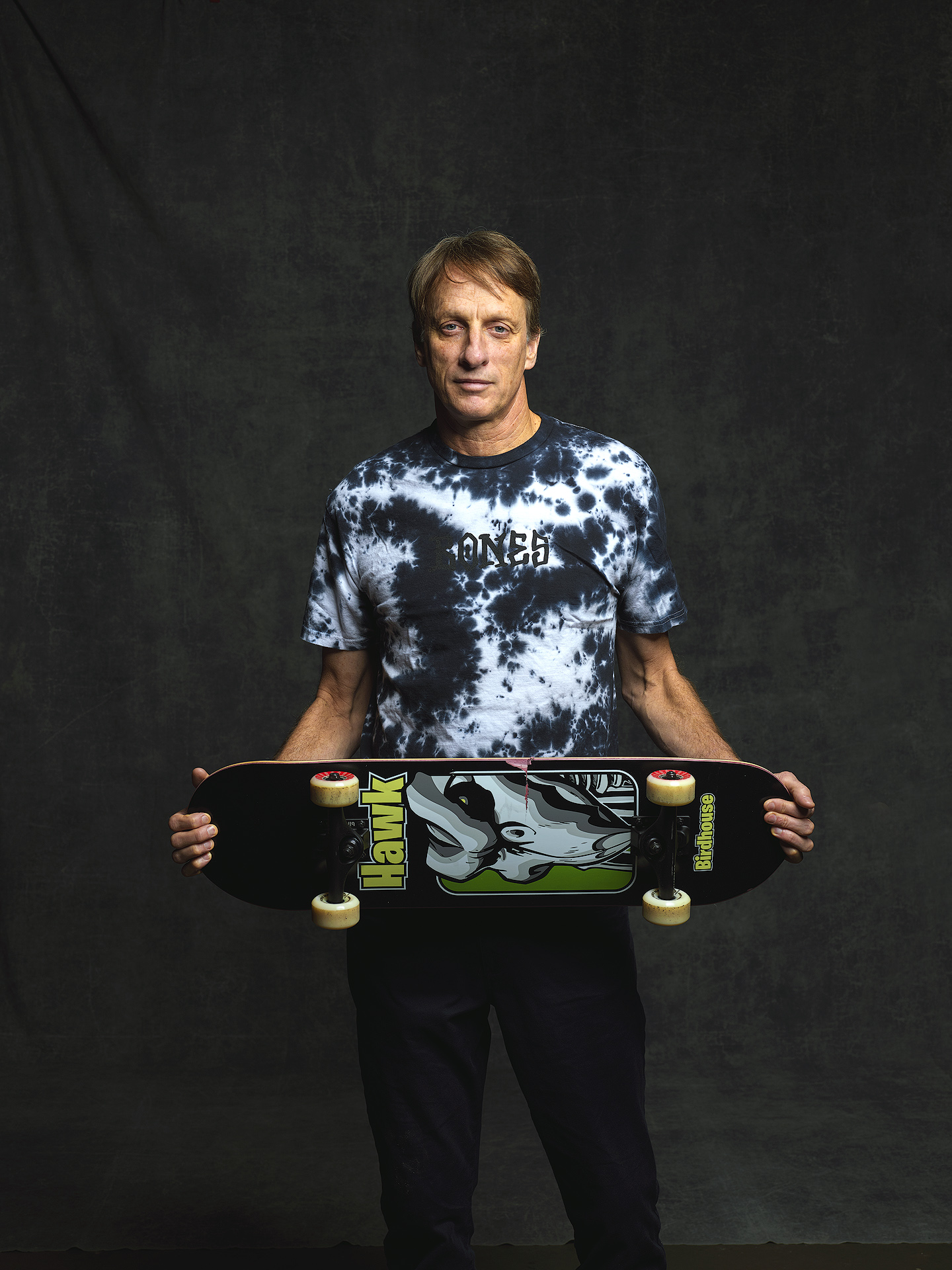 Tony Hawk Foundation Project - Tony Hawk