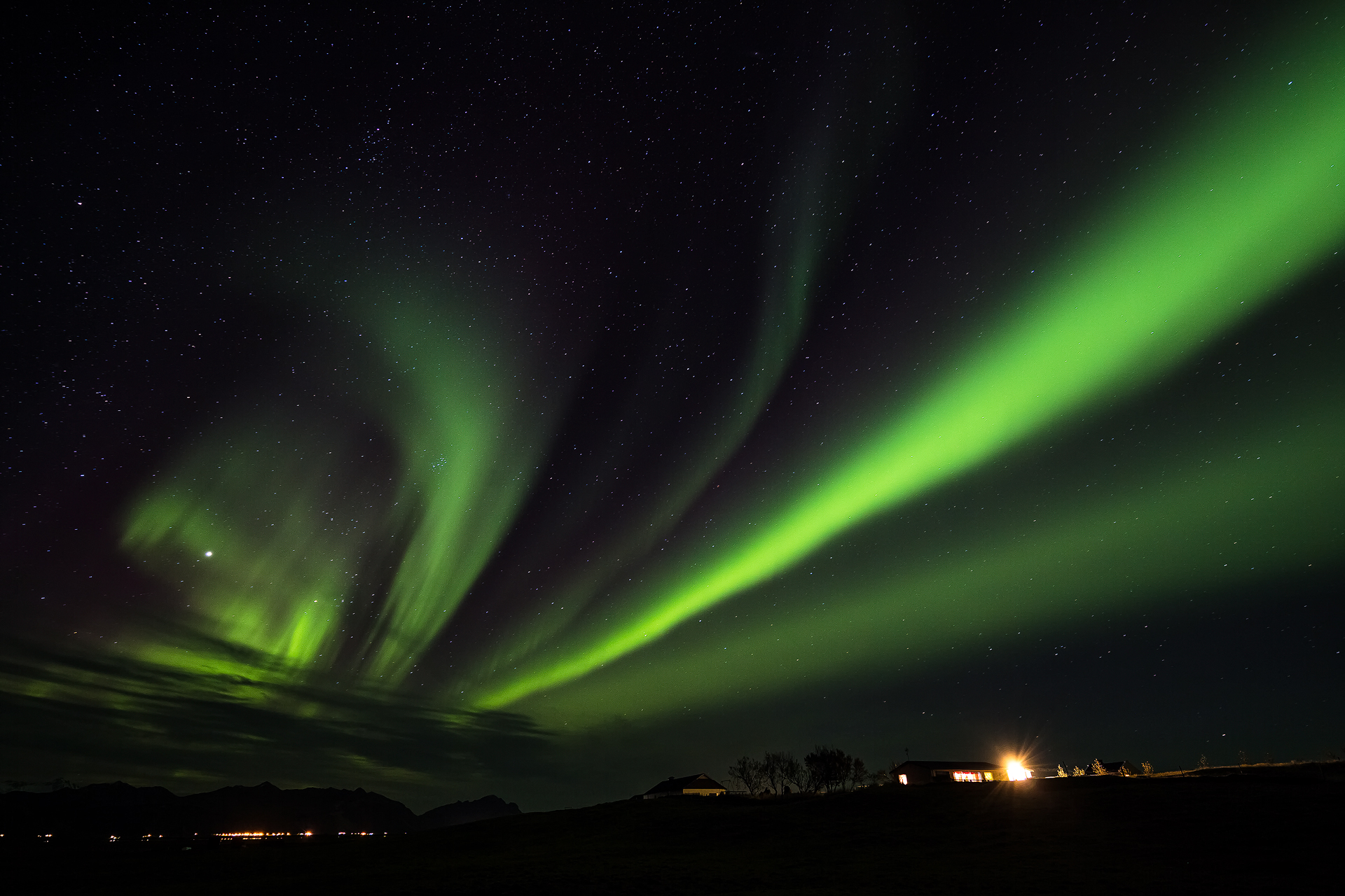 Andrei Duman Northern Lights, Iceland 18