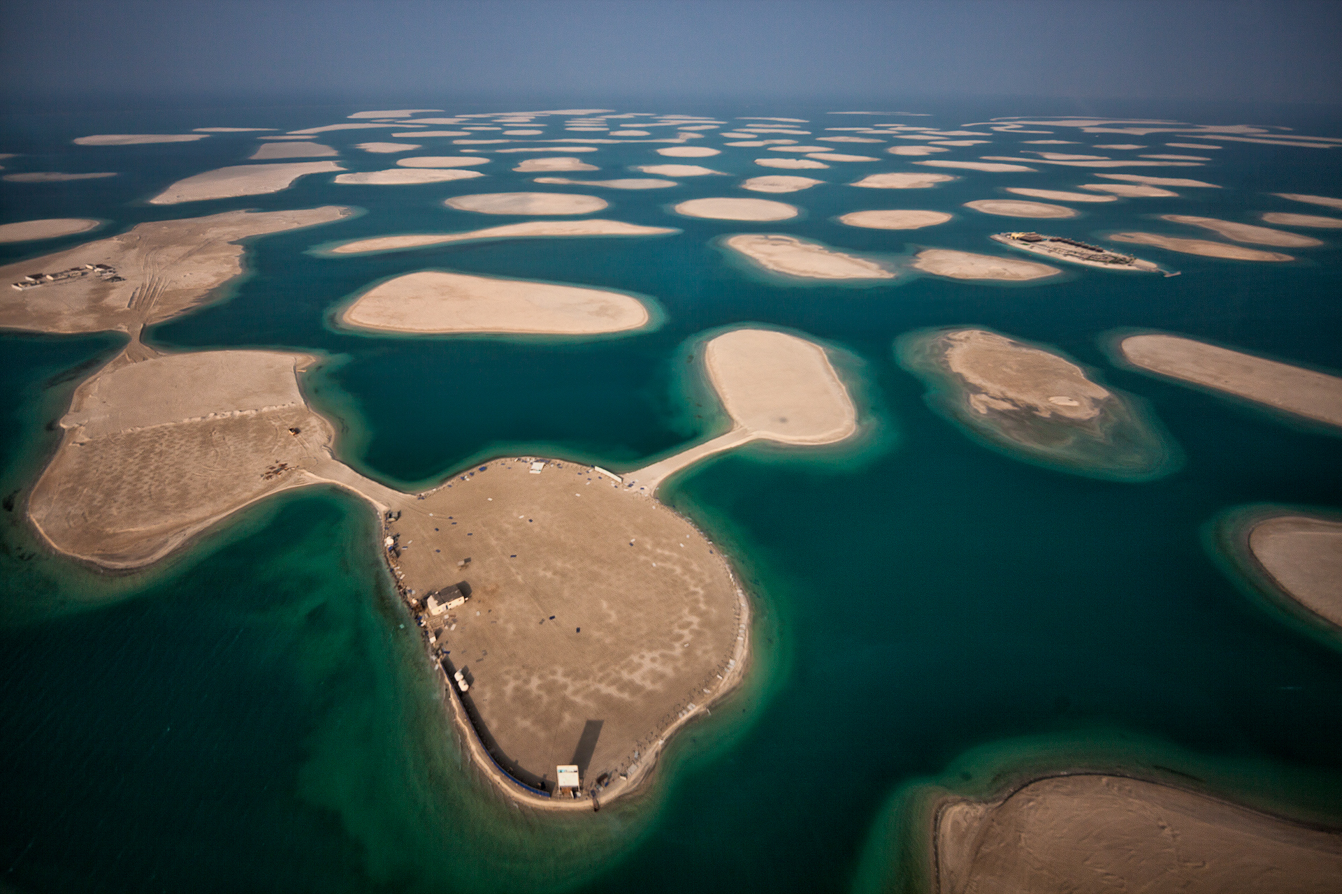 Andrei Duman The World Islands Aerial UAE 01