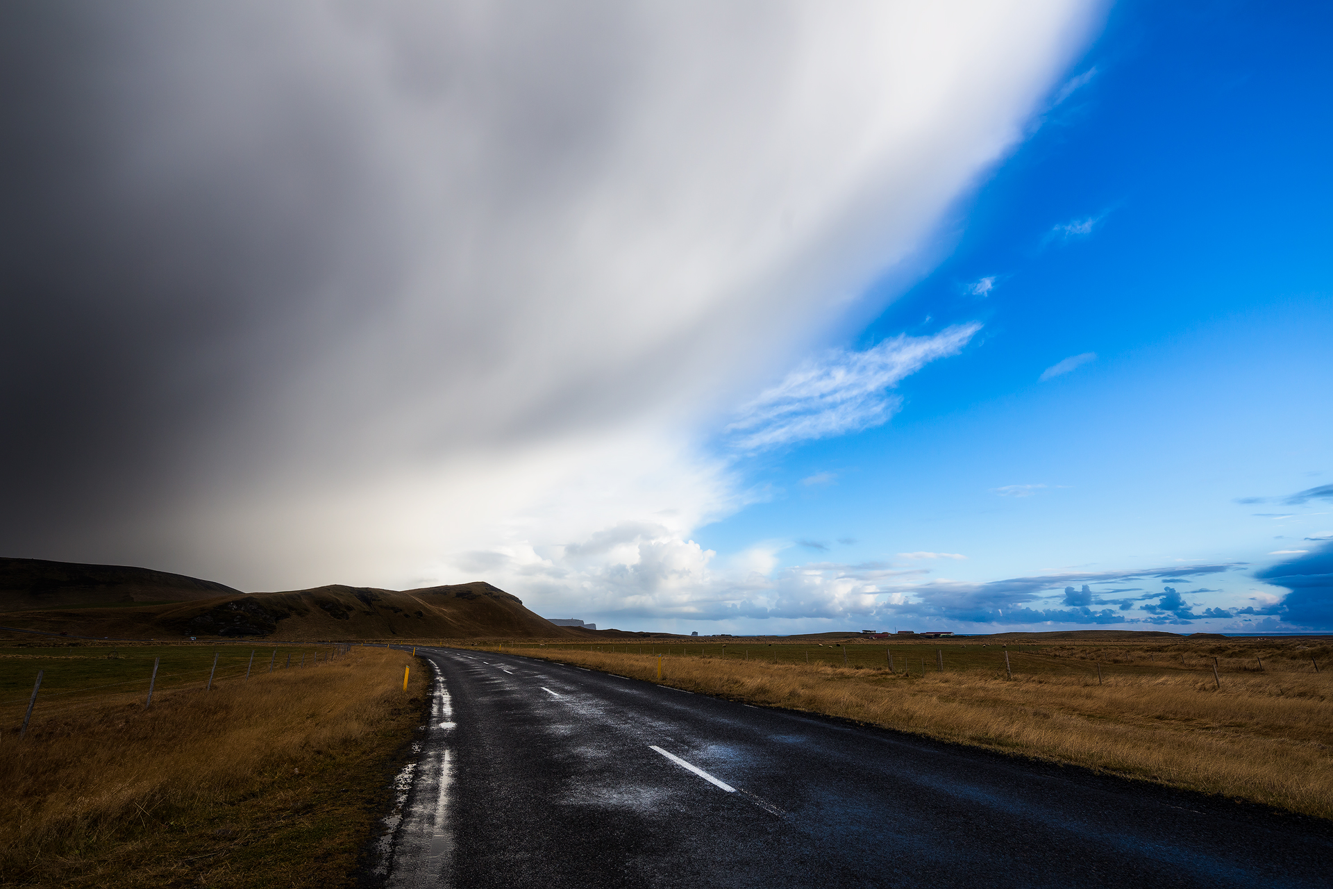 Andrei Duman Storm Clouds, Iceland 23