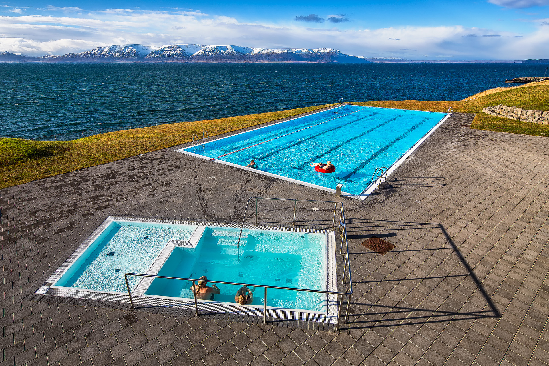Andrei Duman Pools, Hofsos, Iceland 01